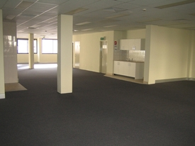Modern Open Plan Office Space - 270 Sqm