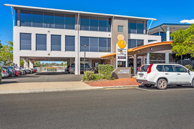 High Profile, Ground Floor Suite For Lease in Central Maroochydore CBD