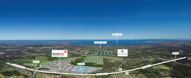 Industrial Land from 2,000m2 to 10ha
