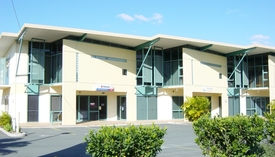 1st Floor Quality Commercial Complex With Great Exposure