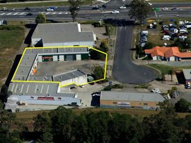 Freehold Industrial Warehouse With Provision To Strata 7 Separate Tenancies