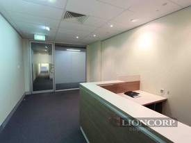 A Grade Office And Training Facility In Upper Mt Gravatt