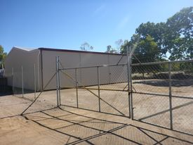 Large Industrial Block - Back Shed Still Available