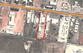 6070 Square Metres Prime Industrial Sheds  Land