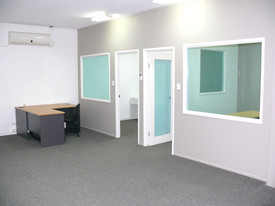 100m2 Office With Modern Fit Out