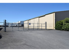 690m2 Shed In Western Industrial Precinct