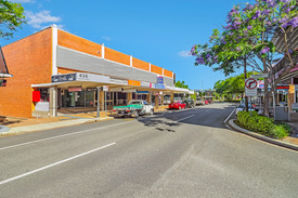 416 Logan Road, Greenslopes