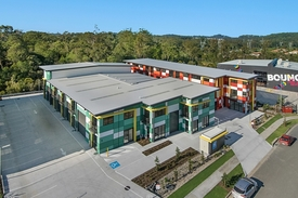 Freshly Completed Progressive Development - Premium Robina Warehouses