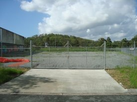 Secure Hardstand/yard With M1 Exposure At Burleigh Heads