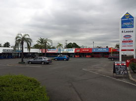 Shops/offices On Main Highway In Rockhampton