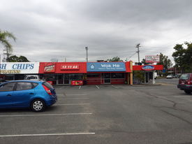 Ex Wok Me Shop On Main Highway Rockhampton