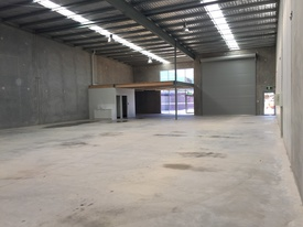 Brand New Warehousing With Owner Incentives