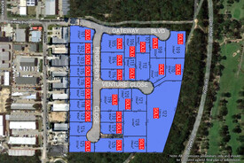 Industrial Land Now Selling - Development Complete