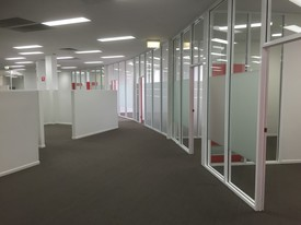 803m2* Corporate Presentation Office