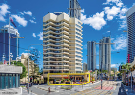 Central Surfers Paradise Retail Investments