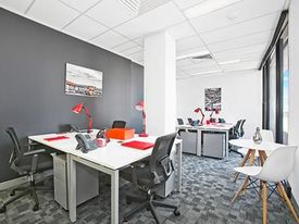 Contemporary Office Space | Excellent Amenities | Enjoyable Working Environment