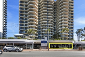 Coolangatta Beachfront Restaurant Space With Alfresco