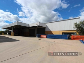 2220m2 Warehouse in Total, No Office