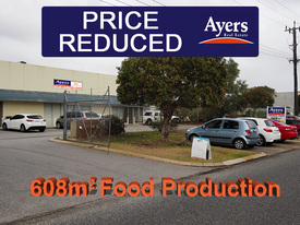 608sqm Food Production | Shopfront | Offices |...