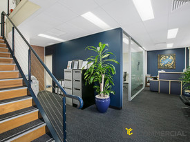 Quality Newstead Office With Parking At Your Door