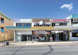 Lease - 65.4m2* Office - Key Scarborough Street Location