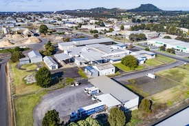 Large Scale Mount Gambier Industrial Facility