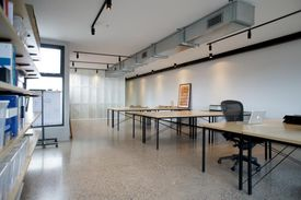 Stunning finishes  Trendy location  Creative working environment
