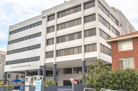 Large Burwood Office Space Available Now!