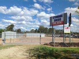 Self Storage With Security Plus - Nanango