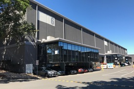 1,452sqm Warehouse & Office