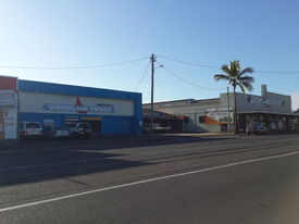 Prime Location Position In Rockhampton Cbd