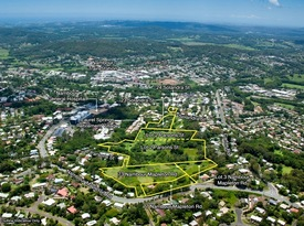 Rarest Of Development Offerings - 13.52ha In Central Nambour