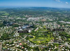 Residential Development In Central Nambour