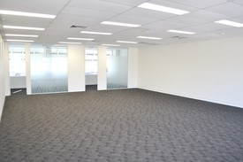 'a' Grade Office Space, 'b' Grade Rental Rate