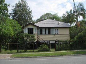 Commercial Land With Good Solid Home In Caboolture Cbd