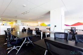 Collaborative Space | Abundance Of Natural Light | Buzzy Workspace