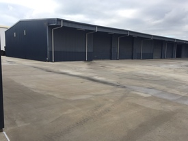 Various Sizes - Industrial/warehouse/shed/office - For Lease