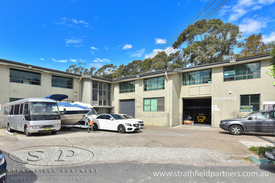 Strathfield South Warehouse For Lease!