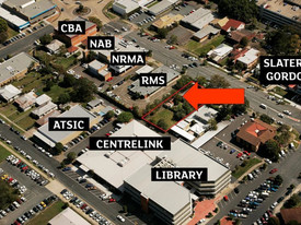 New Cbd Office Building - 563m2 Approx