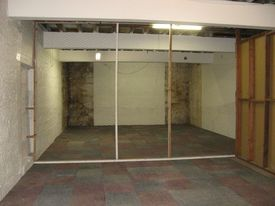 Two Storage Spaces Available In Prime Location.