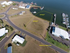 Freehold Waterfront Land – Zoned Marine Industry