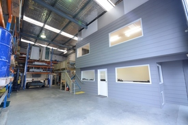 Warehouse Unit With Excellent Office Fit-out