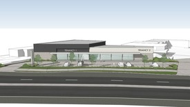 New Development Of High Quality Retail Showrooms