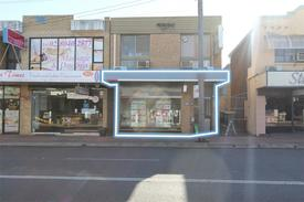 High Traffic Shop With Double Frontage