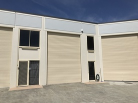 Open Plan Industrial Unit