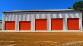Storage Units At 2 Locations!