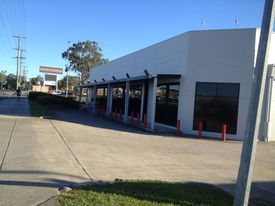 High Profile Showroom, Prime Exposure, Busy Intersection - Morayfield