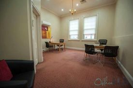 Close To Train | Fully Furnished | Professional Space