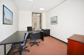 Furnished Office Close To Haymarket And Town Hall!