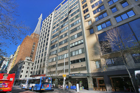 Commercial Suite Above Wynyard With Existing Fitout!